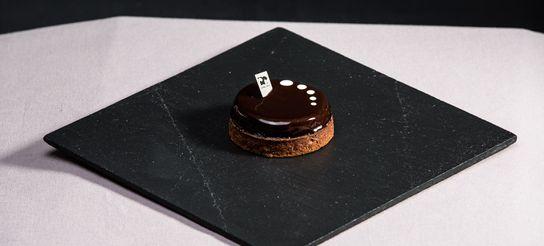 Tarte Tout Chocolat - 1 pers.