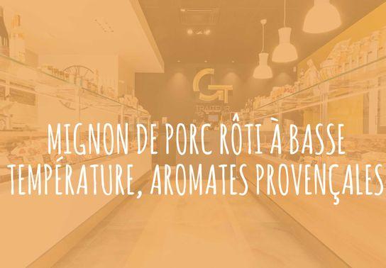 Mignon De Porc Rôti