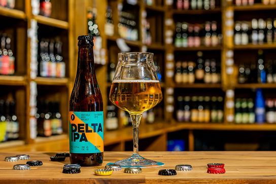 BRUSSELS BEER PROJECT – Delta IPA