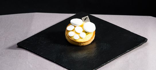 Tarte Citron meringuée - 1 pers.