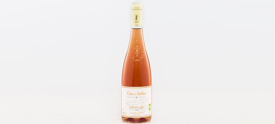AOP Rosé de Loire Bio