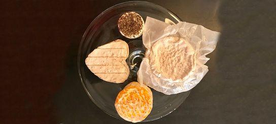 Ardoise de Fromages affinés - 3 fromages - Fin de repas - 8 personnes