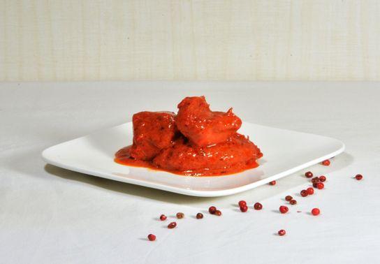 Butter Chicken : poulet tandori au yaourt et à la tomate