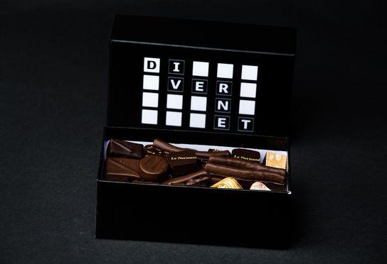 Ballotin de chocolats Maison N°2