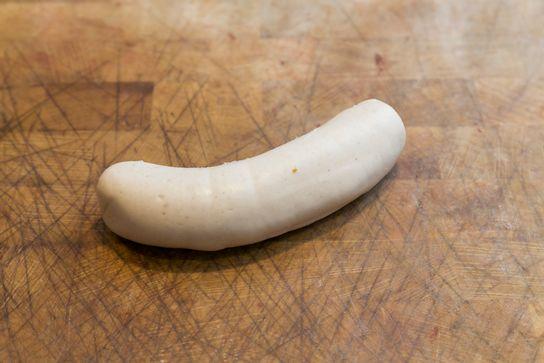 Boudin Blanc au Foie Gras et pain d'épices artisanal