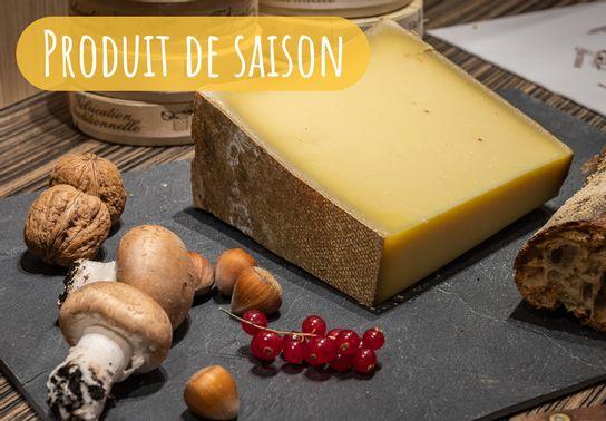 Beaufort AOP fabriqué en Chalet d'Alpage