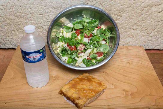 Menu Salade - Été