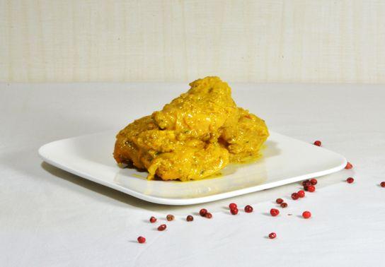 Murgh Cachemir : poulet au yaourt et curcumin
