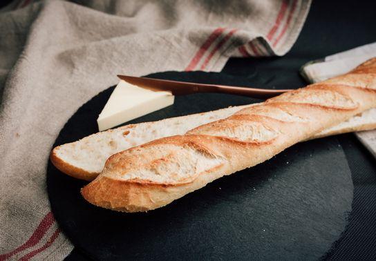 Baguette Sans Sel (A commander 24h à l'avance)