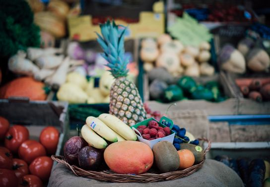 Panier de fruits de saison (grand)