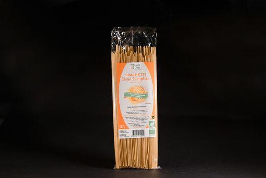 Spaghetti demi-complète bio LA VIE CLAIRE