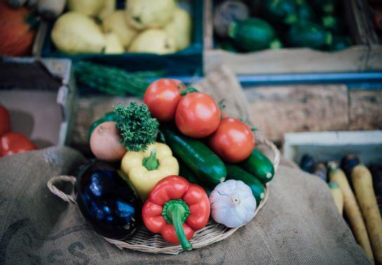 Panier de légumes de saison (petit)