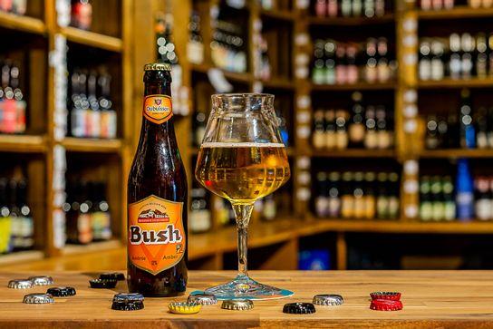 Brasserie DUBUISSON – Bush ambrée
