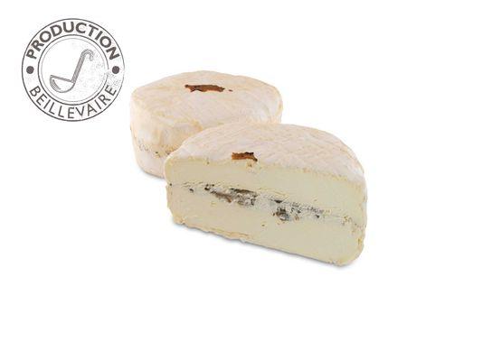 Triple crème à la truffe noire 3% - 1/4