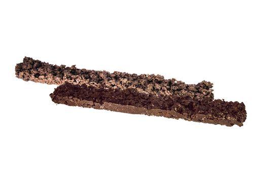 Barre croustine noir