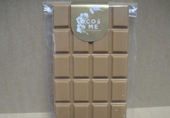 Tablette chocolat blanc