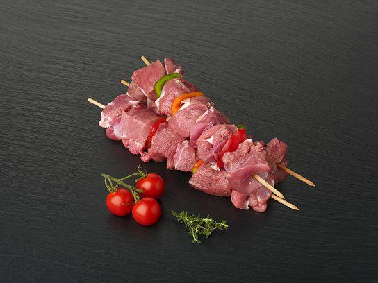Brochette d'agneau