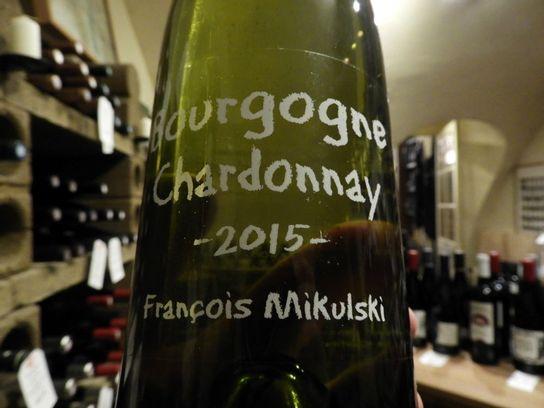 Bourgogne Blanc de Mikulski