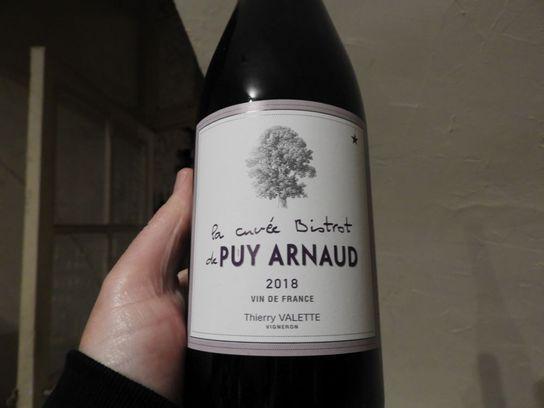 La Cuvée Bistrot Clos Puy Arnaud
