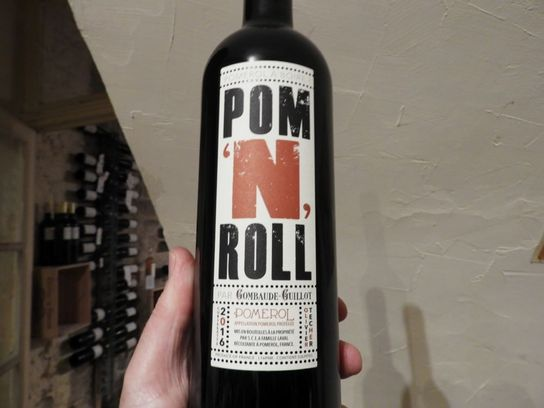 Pom' N Roll Cht Gombaude Guillot