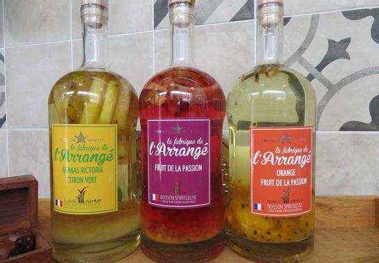 Magnum Rhum Arrangés Tricoche Spirits