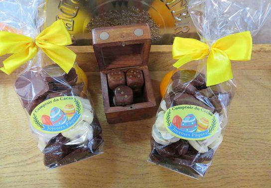 Fritures Pâques 200g Comptoir Cacao