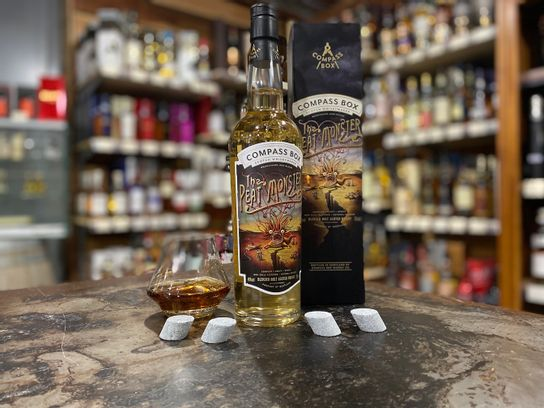 Compass Box The Peat Monster 46° 70cl