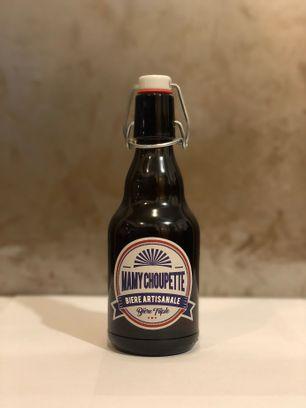 Mamy choupette - Bière blonde 33cl