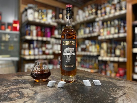 Smooth Ambler Contradiction Bourbon 46° 70cl.