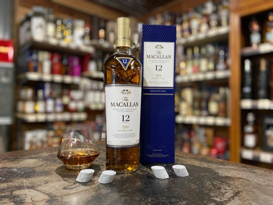 The Macallan 12 ans Double Cask 40° 70cl.