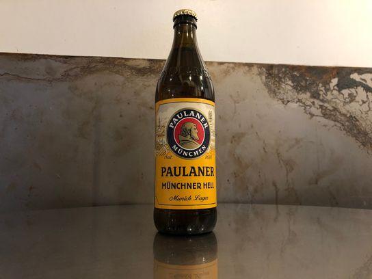 Paulaner Munchner Hell 50cl