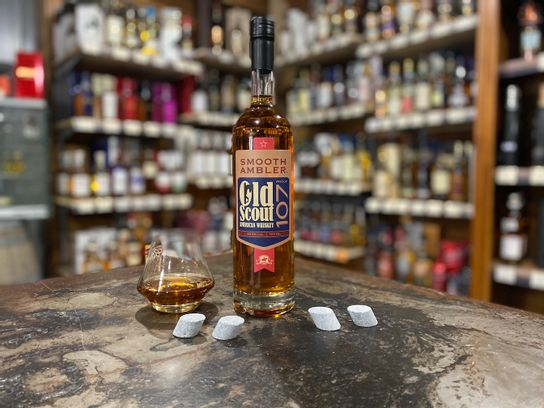 Smooth Ambler Old Scout American Whiskey 107 53.5° 70cl