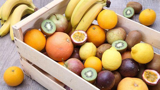 Le Panier des terriens FRUITS - Potager
