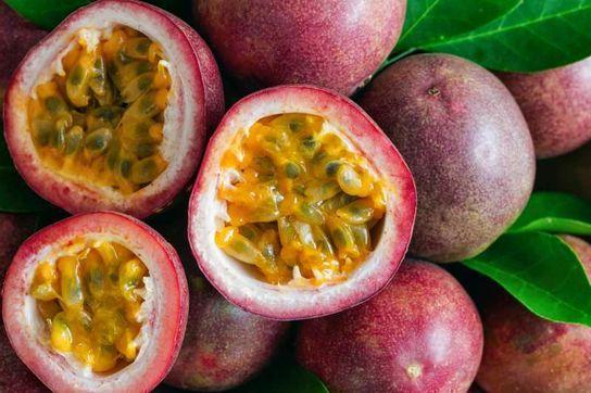 Fruit de la passion - Potager