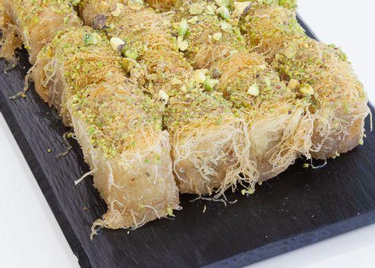 Kataifi pistache