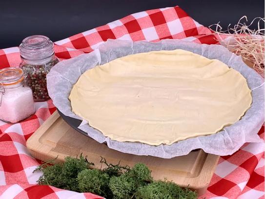 Pâte brisée pur beurre