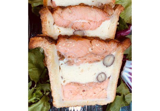 Pâté croûte de Saumon