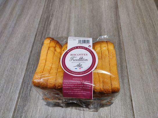 Biscotte tradition