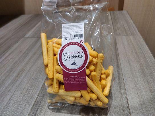 Mini gressins