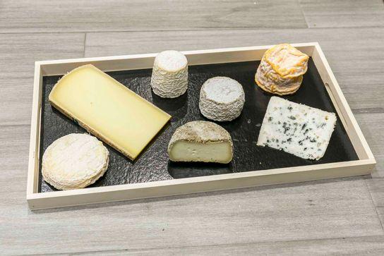 Assortiment de 7 fromages