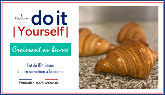 Kit do it yourself croissants