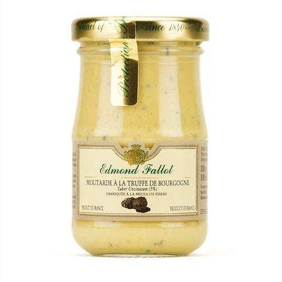 Moutarde à la Truffe de Bourgogne Fallot