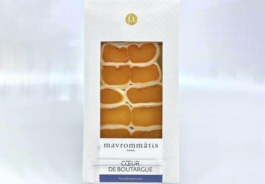 Coeur de Boutargue Mavrommátis