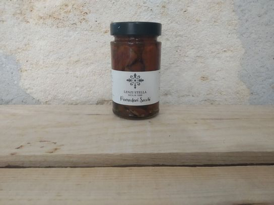 Tomates séchées à l'huile d'olive Lenzi Stella