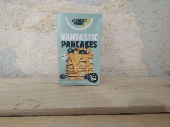 Préparation pancakes Vantastic Foods