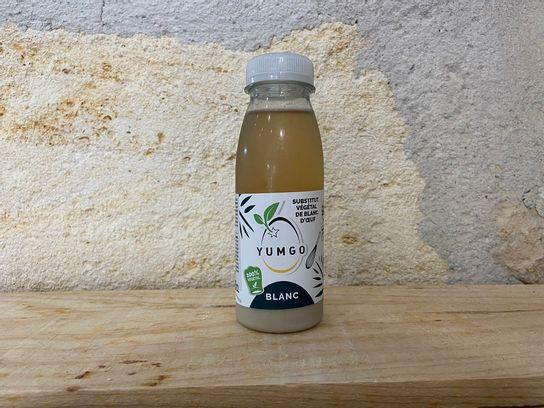 Substitut végétal de blanc d'oeuf Yumgo