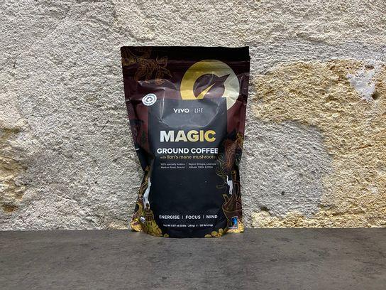 Magic Ground coffee Vivo Life