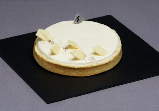Tarte Vanille (4, 6 ou 8 pers.)
