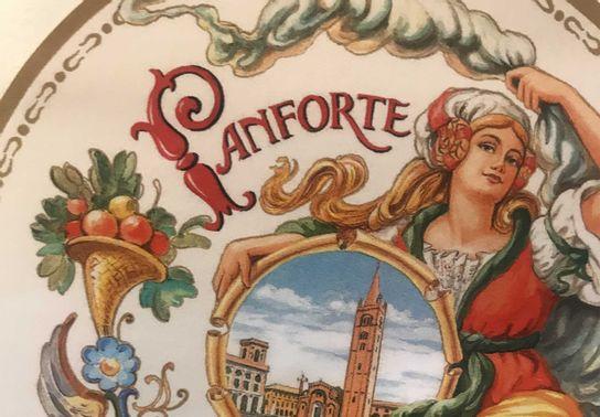 Panforte de Sienne