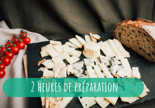 Plateau découverte - fromages italiens mixte